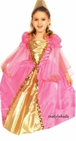 Childrens Halloween Costumes -Princess