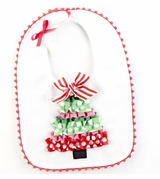Christmas Tree Baby Bib - Sold out