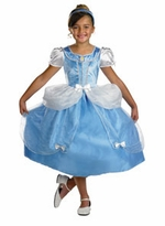 Cinderella Costume - Deluxe with Headband - SOLD OUT