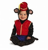 Circus Monkey Costume - Infant - sold out