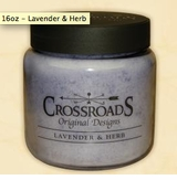 Crossroad Candles Jar Candles -  SOLD OUT