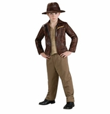 Deluxe Child Indiana Jones Costume  - sold out