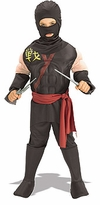 DELUXE COSTUME Tuff Stuff Muscle Chest Ninja Costume - sold out
