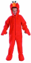 Deluxe Elmo Costume - Toddler Costumes