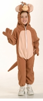 DELUXE JERRY Costume - BROWN