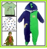 Dinosaur Clothes for Boys and Infant Boys