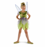 DISNEY TINKERBELL COSTUME - North of Neverland  4-6