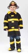 Fire Chief Costume - Toddler Fireman Costume - sold out