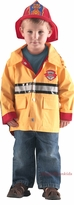 Fireman Raincoat - Fireman Costume - SOLD OUT