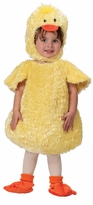Fluffy Chicken Costume - Deluxe Infant Costume  - Satin Inside! - SOLD OUT