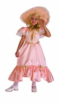 Girls Costumes - Southern Belle CostumeSize 12-14