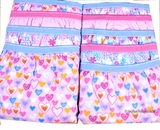 Girls Cotton Underwear - 9 PACK