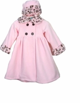 Girls Coat - Pink