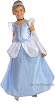 Girls Halloween Costumes - Disney Princess Cinderella Deluxe -SOLD OUT