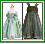 GREEN  - TEALS  Dresses