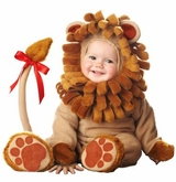 In Character Baby Lion Costume - Infant Lion