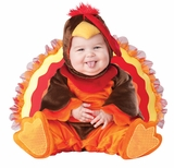 Baby Halloween Costume - Turkey