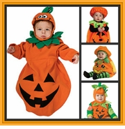 PUMPKIN COSTUMES for Baby , Toddlers and Kids