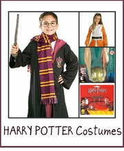 HARRY POTTER COSTUMES & Accessories