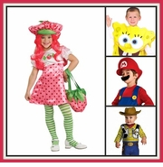 MOVIE AND CARTOON CHARACTER COSTUMES