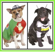 PET COSTUMES / Dog Costumes & NW