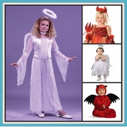 ANGEL & DEVIL COSTUMES