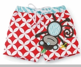 Mud Pie Monkey Swim Trunks Swimsuit