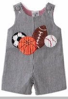Mud Pie All Boy Sports Shortalls sold out
