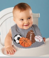 All Boy Sports Bib