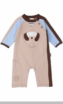 Le Top Peek A Boo Pup - Puppy Coverall - CLEARANCE
