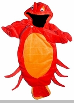 Newborn Baby Costume - LOBSTER BUNTING   SOLD OUT