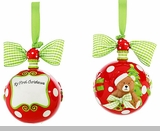 """""""My First Christmas"""" Ornament"""