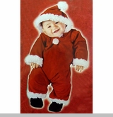 Santa's Little Helper Costume  SOLD OUT