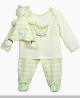 Vitamins Baby Cotton Sleep Pea  Sleeper - sold out