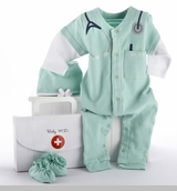 "Big Dreamzzz Baby Doctor Layette Gift Set in ""Sold Out"