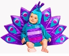 Beautiful Baby Peacock Costume - Unique!