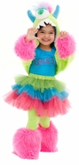 Girls Monster Costume - Uggsy   SOLD OUT
