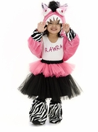 Girls Monster Costume  RAWRA !