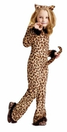 Pretty Brown Leopard Costume -