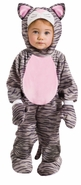Little Striped Kitten Costume - Baby Cat Costume - SOLD OUT