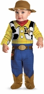 Newborn or Infant Woody Costume - Baby Toy Story Costume