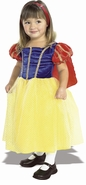 Snow White Costume - Toddler Or Young Girls