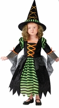 Toddler Witch Costume - Miss Witch