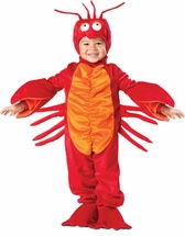 Lil' Lobster Toddler Costume sold out