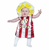 Baby Halloween Costume - Infant Costume Popcorn