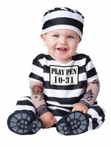 Time Out Costume -  Infant or Toddler Costume