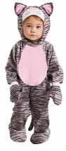 Little Striped Kitten Costume - Baby Cat Costume