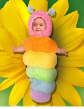 Infant Caterpillar Costume - Unique Baby Costume