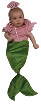 Mermaid Bunting Costume - Baby Costume