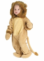 Toddler or Infant  Lion Costume